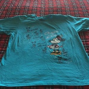 Disney Minnie and Mickey T-shirt
